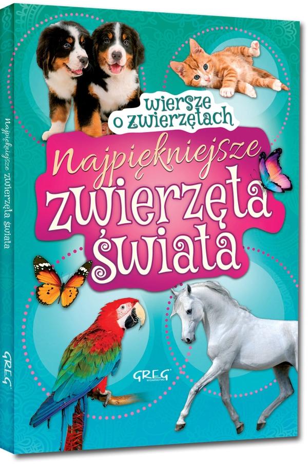 Wiersze o zwierzętach: Najpiękniejsze zwierzęta świata OT