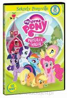 My Little Pony  8: Przyjaźń to magia - Sekrety Ponyville (DVD)