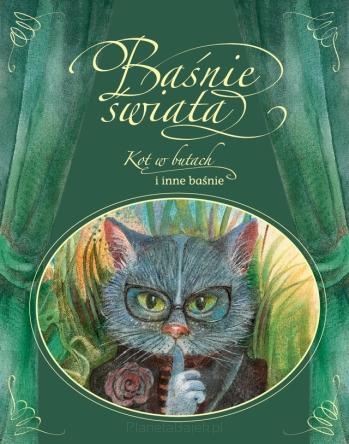 Baśnie świata Kot W Butach I Inne Baśnie Książka