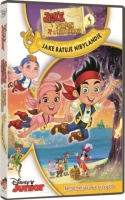 Disney Junior: Jake i piraci z Nibylandii - Jake ratuje Nibylandię (DVD)
