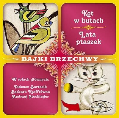 Polskie Nagrania Kot W Butach Lata Ptaszek Cd