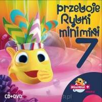 Rybka Mini Mini: Przeboje Rybki Mini Mini vol.7 (CD+DVD)