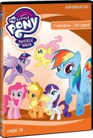 My Little Pony 14: Przyjaźń to magia - Superkucyki (DVD)