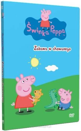 świnka Peppa Zabawa W Chowanego Dvd
