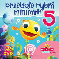 Rybka Mini Mini: Przeboje Rybki Mini Mini vol. 5 (CD+DVD)