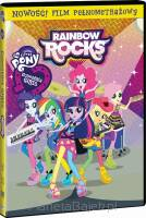 My Little Pony: Equestria Girls - Rainbow Rocks (DVD)