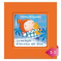 Alminka we śnie (CD-MP3)