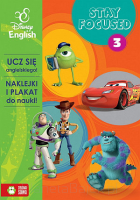 Disney English: Stay Focused 3 (książka)