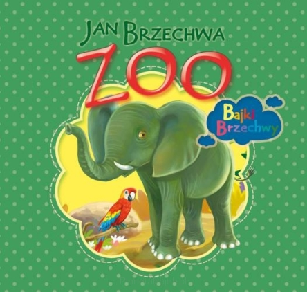 Bajki Brzechwy Zoo Książka