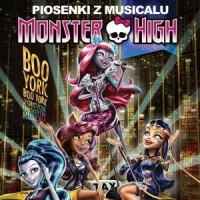 Monster High: Boo York, Boo York (CD)