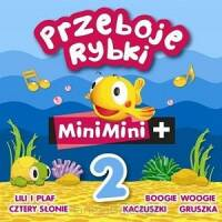 Rybka Mini Mini: Przeboje Rybki Mini Mini vol. 2 (CD+DVD)