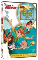 Disney Junior: Jake i Piraci z Nibylandii - Powrót Piotrusia Pana (DVD)