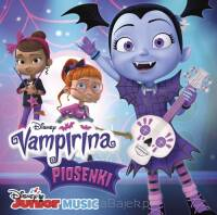 Disney Junior music: Vampirina - piosenki (CD)