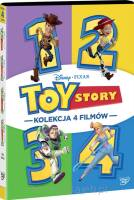 Toy story 1-2-3-4 BOX (DVD)