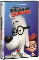 DreamWorks: Pan Peabody i Sherman (DVD)