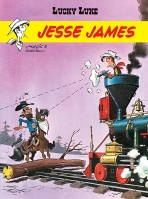 Lucky Luke: Jesse James (komiks)