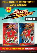 Supa Strikas DVD